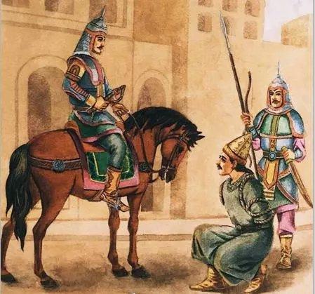 必须坚持的战争 随着党项人的西夏崛起,让汴梁的北宋王朝感到芒刺在