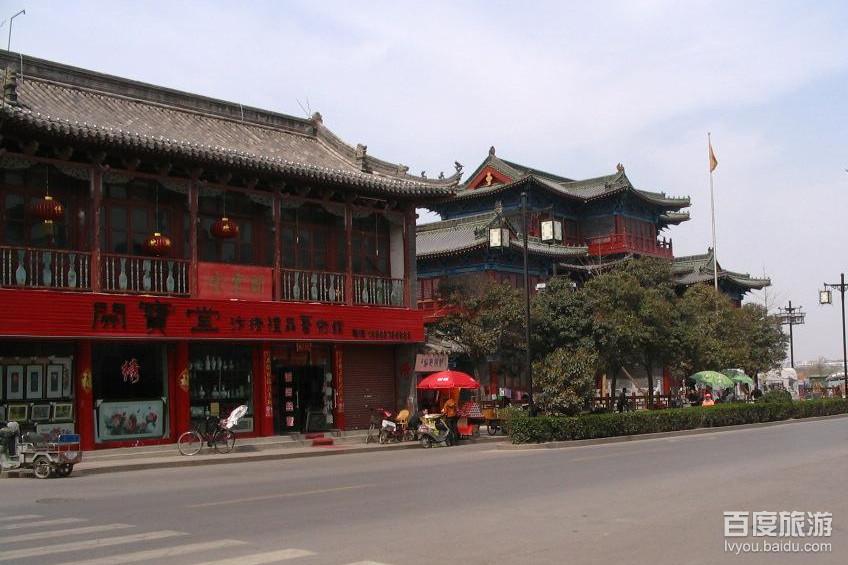 宋都御街旅游风景相册