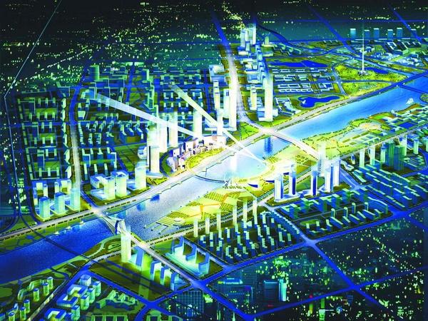 1.通州新城 新城规划 2020年通州新城规划人口规模90万 重高清图片