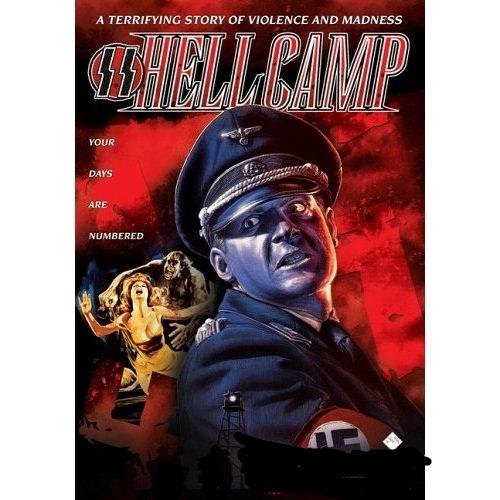 纳粹实验营电影