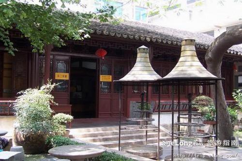 苏州报国寺图片