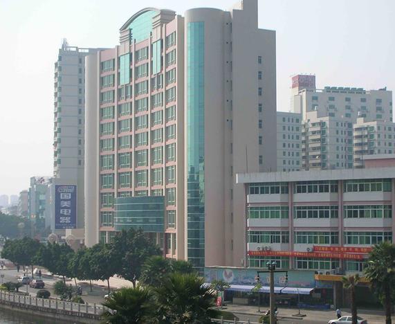 湛江城区情况 高清图片