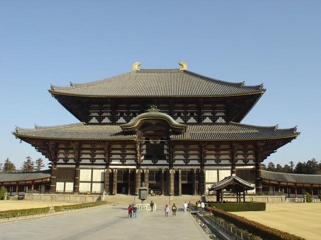 日本东大寺