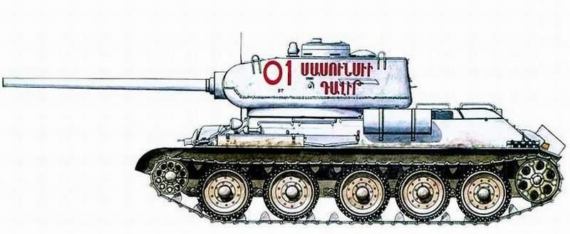 苏联t-34坦克介绍