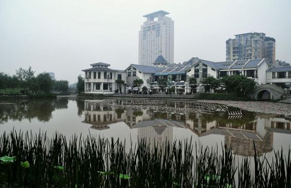 四川内江风景图片大全 内江市 威远县 葫芦口湖风景区图片