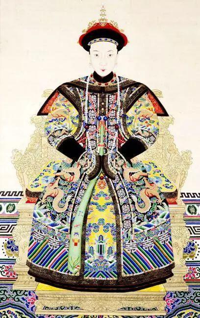 清朝的悲情皇后,19岁被钦点为后仅22岁因皇帝驾崩而无奈早逝图片