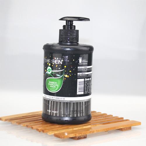 竹炭负离子洗手液的作用