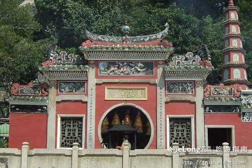 妈阁庙图片