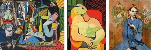 在艺术圈,当今世界十大最贵名画,他一个人就占了三幅.图片