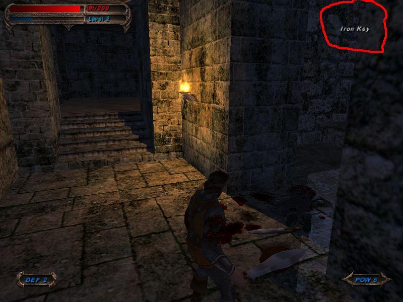 游戏 黑暗之刃 攻略截图