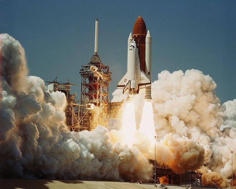 航天史上的今天(1月29日)——挑战者号航天飞机爆炸