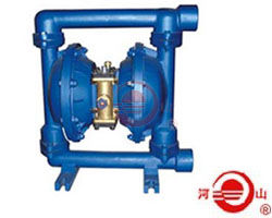 隔膜泵气动隔膜泵 上海河山泵业有限公司 面议    留言; 隔膜泵; qby图片