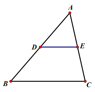 如题答:三角形中,它的高,角平分线,中线等都是为了研究三角形的性质的图片