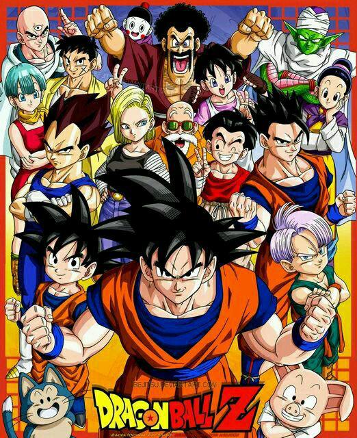 1996年东映动画开始制作七龙珠第三季(龙珠gt)图片