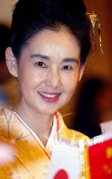 中野良子写真 中野良子 中日文化交流的使者 高清图片