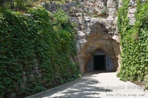 保定满城汉墓景区图片