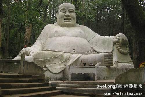 大佛寺风景区风景二