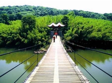 铁山寺森林公园;; 铁山寺;图片