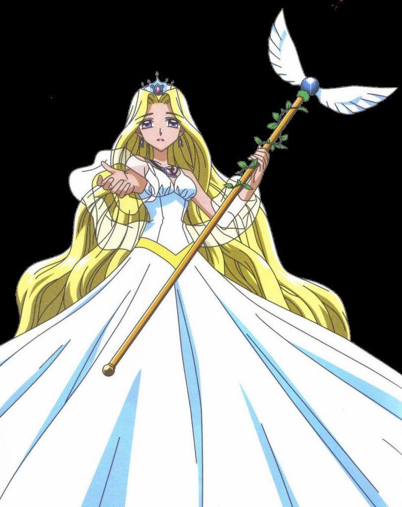 小女神花铃第二季_美丽高贵の女神