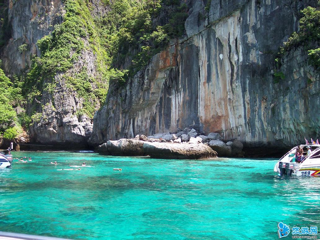 皮皮岛 -普吉岛