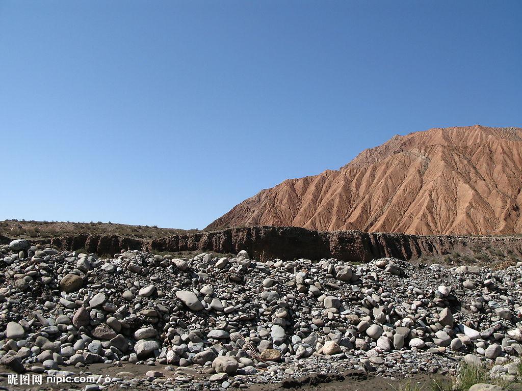 新疆托木尔峰国家级自然保护区风景 下载原图 高清图片