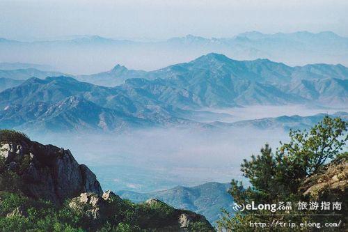 琅琊台风景区图片