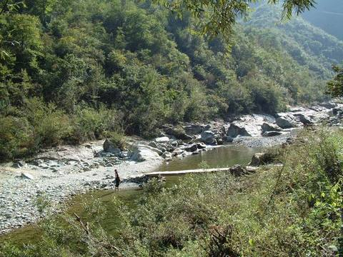 康县阳坝自然风景区图片大全 康县阳坝自然风景区