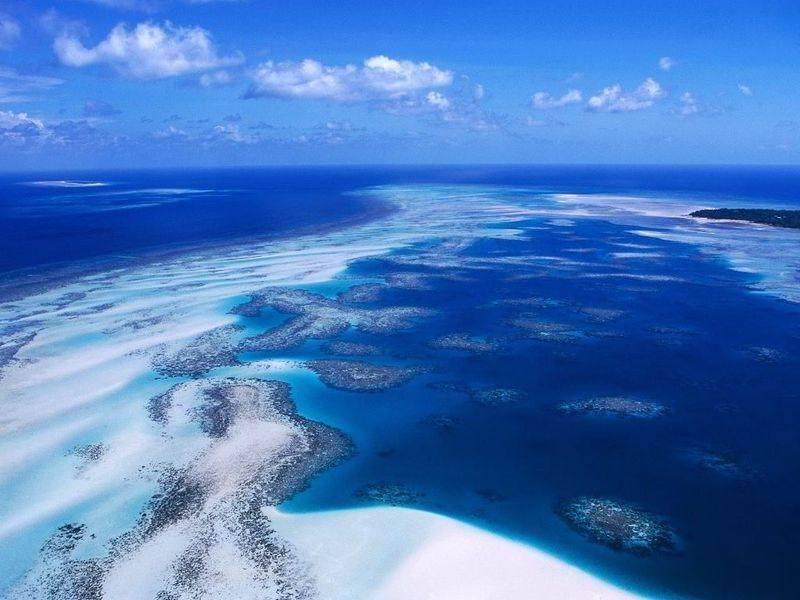 澳洲最唯美的十处风景 蔚蓝的大海 高清图片