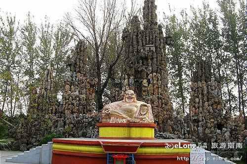 新乡京华园景区图片