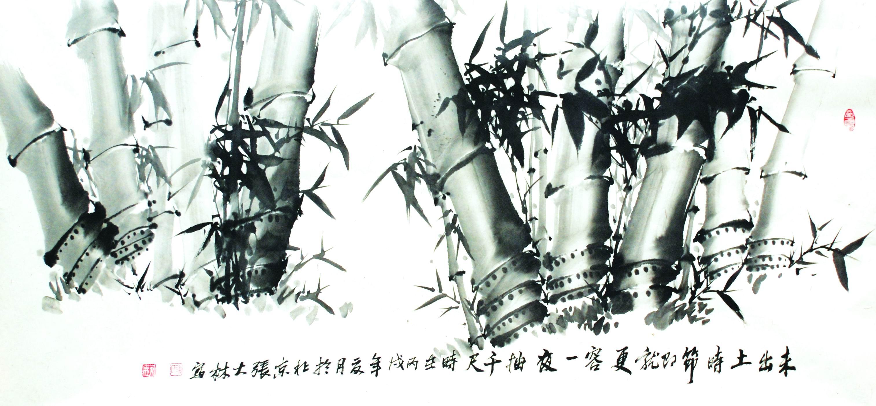 张大林大写意国画欣赏图片