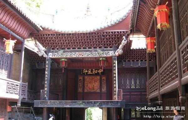 青龙洞江西会馆