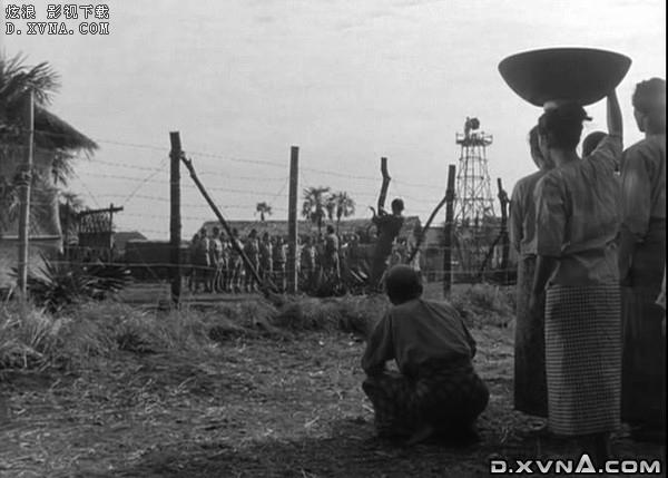 市川昆导演的《缅甸的竖琴》剧照图片