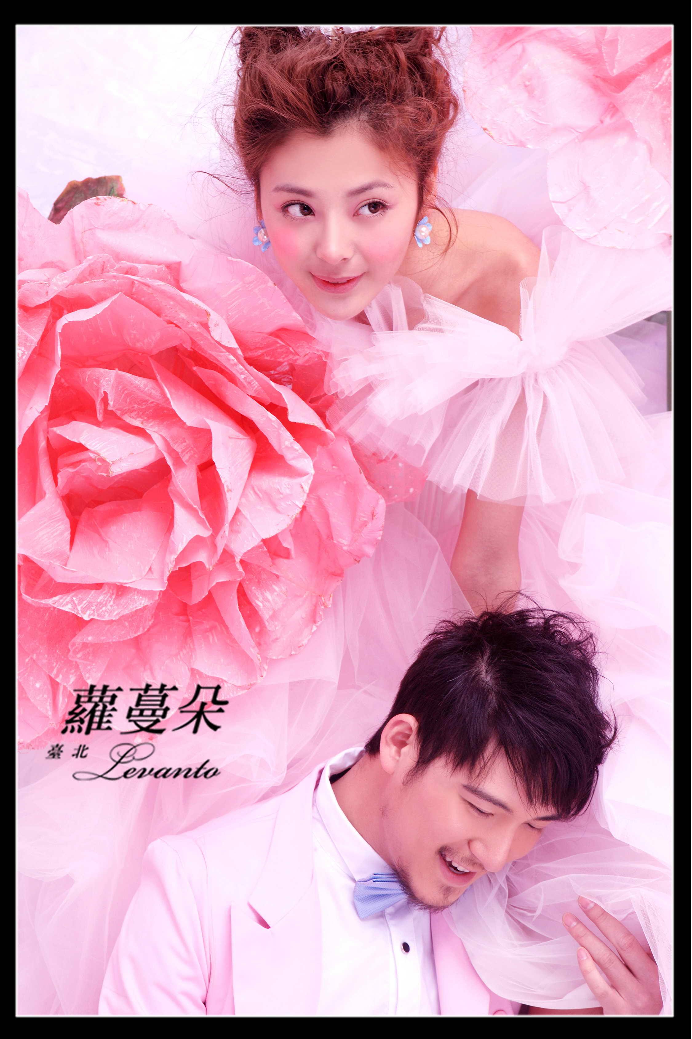 宁波婚纱摄影 高清图片