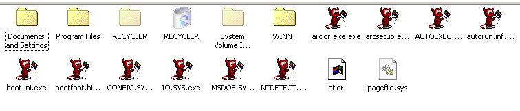 virus.win32.devil.a图片