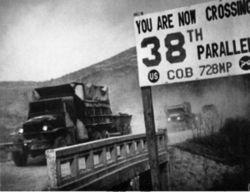 回顾,朝鲜战争。