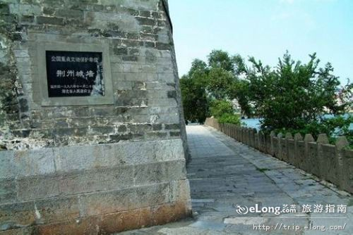 荆州古城图片