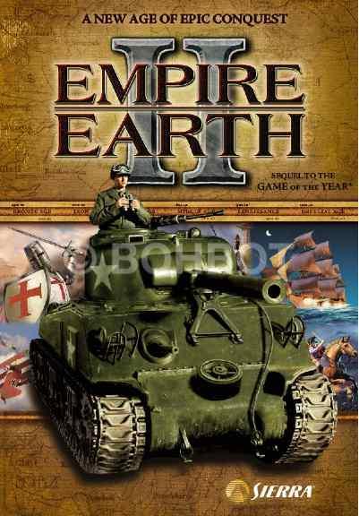 地球帝国2游戏封面