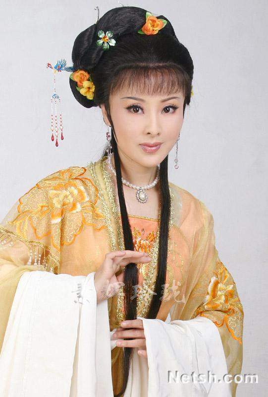 茅威涛的越剧扮相 千年风雅 音韵十足 陈辉玲 高清图片