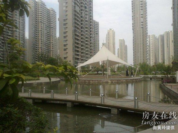 合肥滨湖世纪城图片