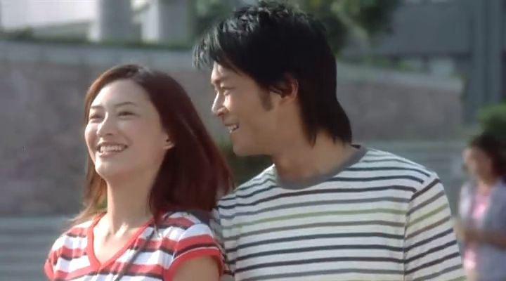 2003年 我的失忆男友 饰演丁叮