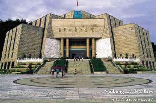 百色起义纪念馆图片