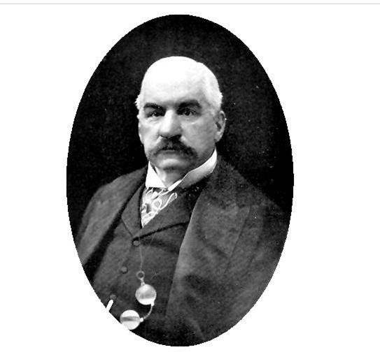 它由美国银行家乔治皮博迪于1838年创办于伦敦,后由摩根家族继承过来