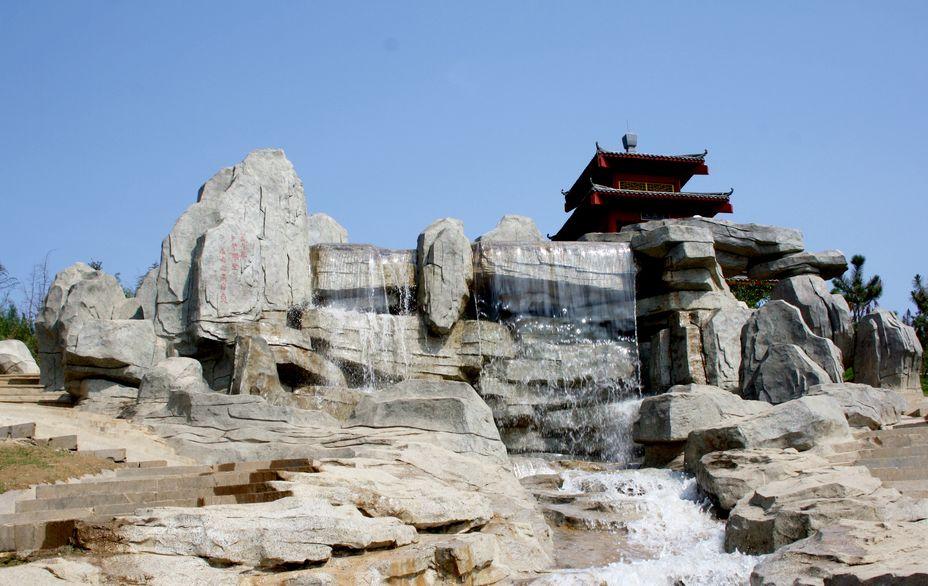 夏津黄河故道森林公园