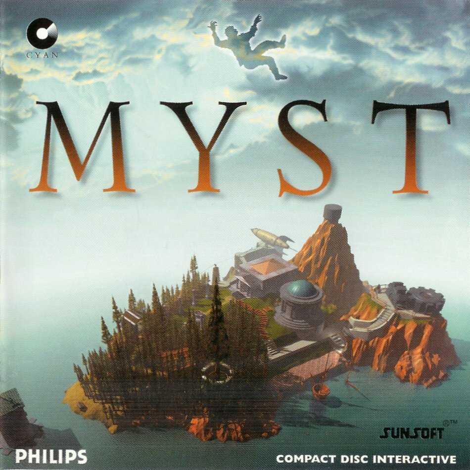 回顾超现实解谜杰作《神秘岛》系列:传奇工作室cyan的图片