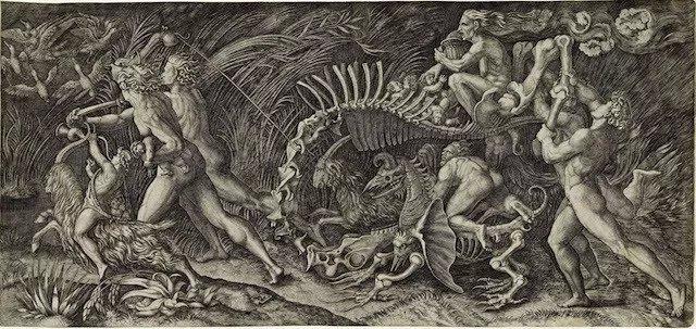 谌洪果:恶之魅惑——《失乐园》中的撒旦形象