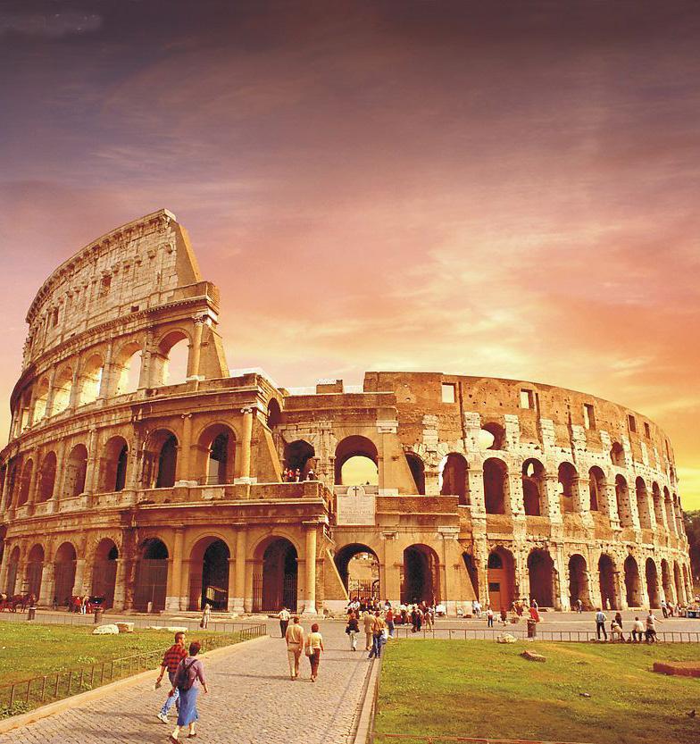 古罗马斗兽场(colosseum)图片