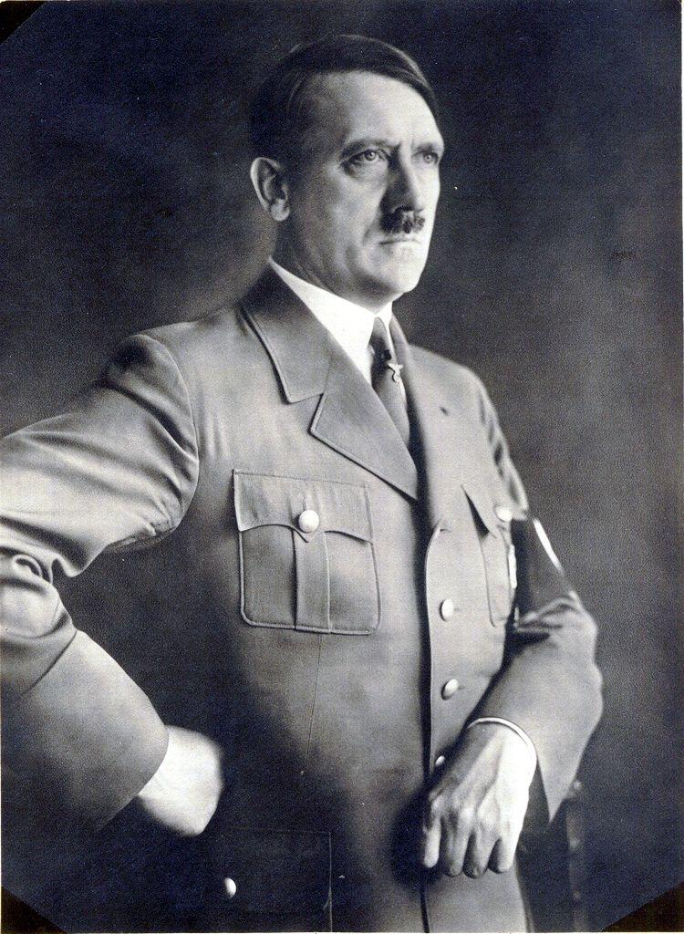 希特勒的失败