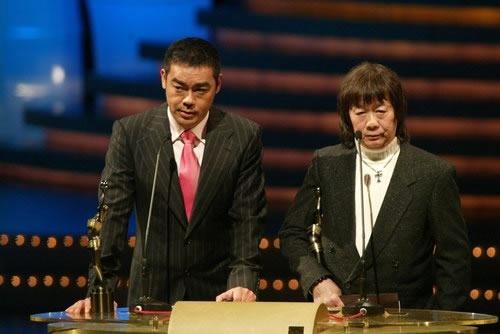 刘青云出席活动图片