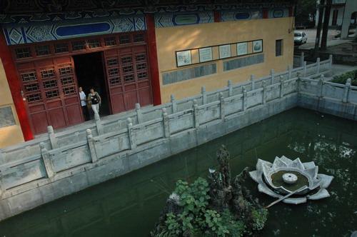 五祖寺寺内景观
