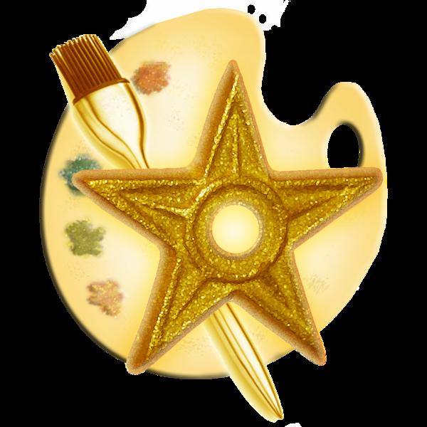 维基绘图星章